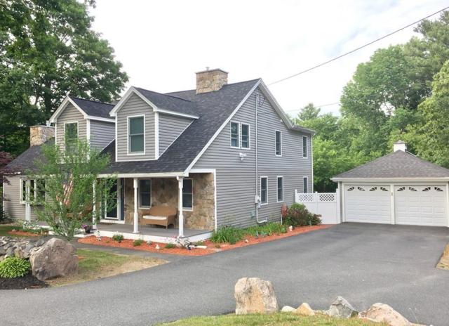 161 Russell Street, Peabody, MA 01960 (MLS #72188524) :: Exit Realty