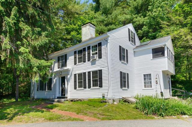 171 Lowell Rd, Groton, MA 01450 (MLS #72188553) :: Exit Realty
