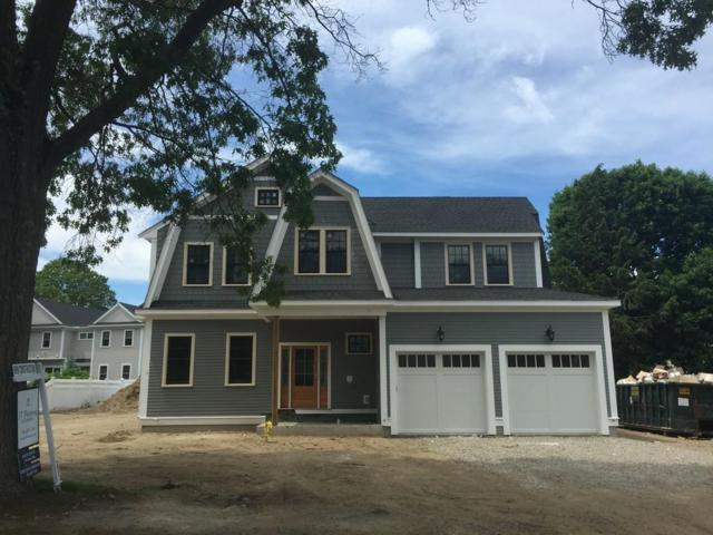 7 Marshall Rd, Wellesley, MA 02482 (MLS #72188761) :: Ascend Realty Group