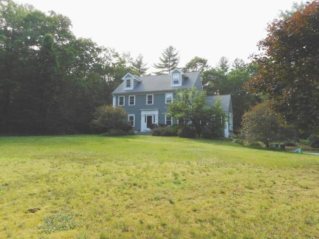 8 Lawrence Dr, Groton, MA 01450 (MLS #72188791) :: Exit Realty