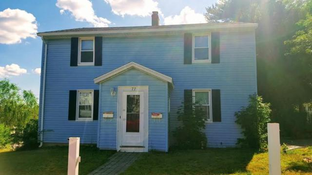 77 Sagamore Road, Weymouth, MA 02191 (MLS #72189098) :: Exit Realty