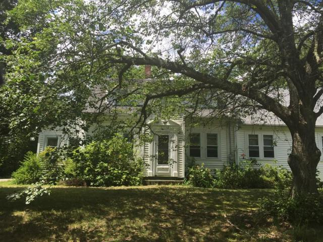 141 Carver Rd, Plymouth, MA 02360 (MLS #72189778) :: Anytime Realty