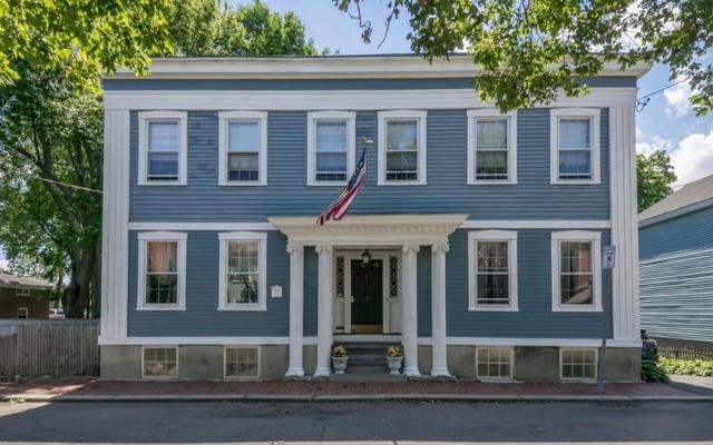 5 Oliver Street, Salem, MA 01960 (MLS #72190099) :: Westcott Properties