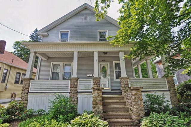 49 Wilding St, Fairhaven, MA 02719 (MLS #72190176) :: Westcott Properties