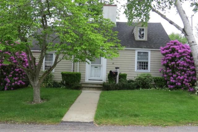 43 Wedgewood St, Quincy, MA 02171 (MLS #72190209) :: Anytime Realty