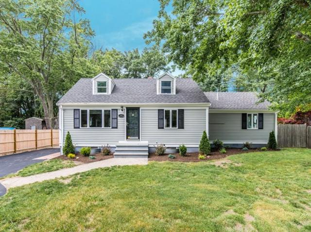 169 Pond Street, Cohasset, MA 02025 (MLS #72190220) :: Anytime Realty