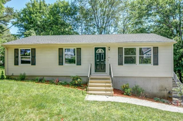 23 Manhattan Rd, Worcester, MA 01602 (MLS #72190365) :: Anytime Realty