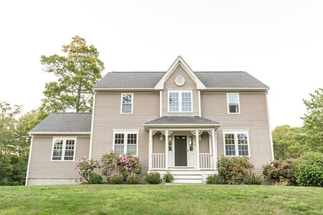 29 Christine Dr, Dartmouth, MA 02747 (MLS #72190369) :: Anytime Realty
