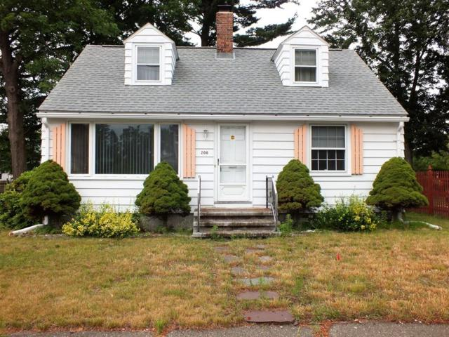 208 Russell St, Springfield, MA 01104 (MLS #72190407) :: Anytime Realty