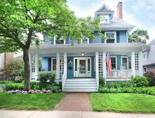 71 Hastings St, Boston, MA 02132 (MLS #72190463) :: Anytime Realty