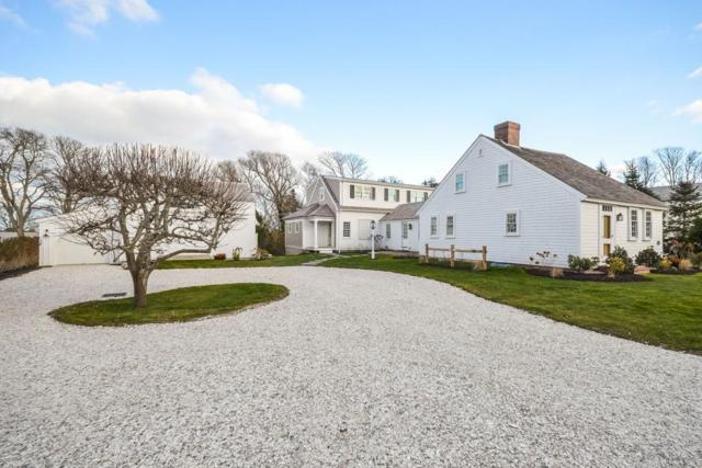 700 Old Harbor Road, Chatham, MA 02650 (MLS #72190862) :: Westcott Properties