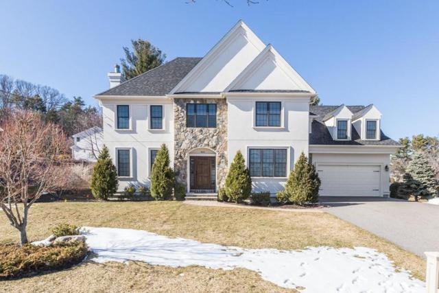 416 Brookline Street, Newton, MA 02459 (MLS #72191731) :: Vanguard Realty