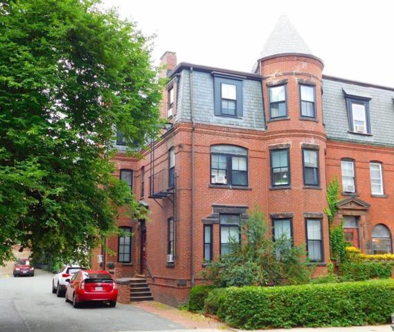 23 Ware Street, Cambridge, MA 02138 (MLS #72195811) :: Goodrich Residential