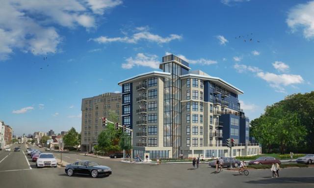 262 Monsignor O'brien Highway #502, Cambridge, MA 02141 (MLS #72196316) :: Goodrich Residential