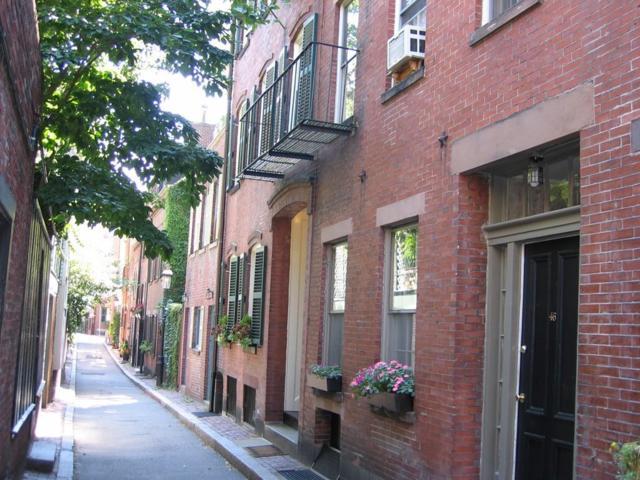 46 Cedar Lane Way, Boston, MA 02108 (MLS #72198566) :: Goodrich Residential