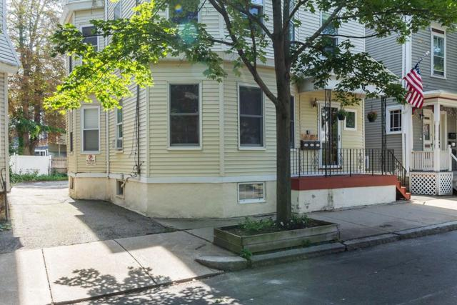 106 Franklin St #2, Brookline, MA 02445 (MLS #72199875) :: Vanguard Realty