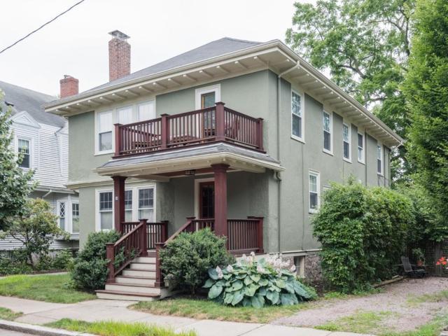 32 Aldworth Street #2, Boston, MA 02130 (MLS #72200375) :: Vanguard Realty
