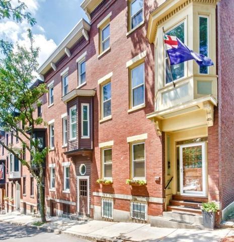 32 Auburn Street #2, Boston, MA 02129 (MLS #72200662) :: Charlesgate Realty Group
