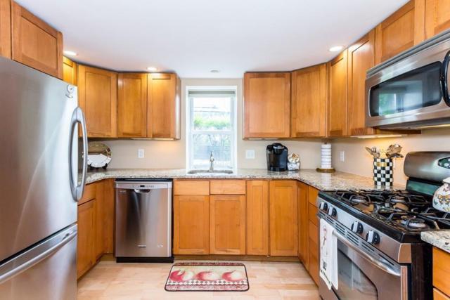 163 Sherman St #1, Cambridge, MA 02140 (MLS #72201338) :: Vanguard Realty