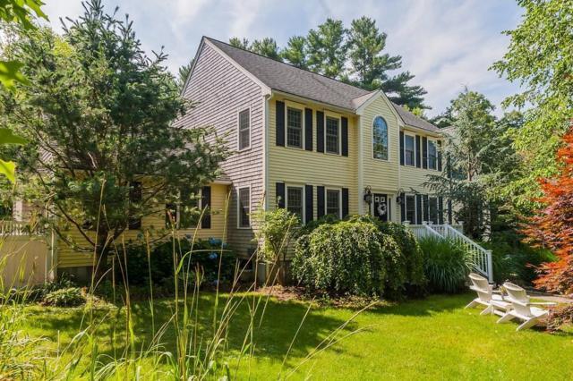 161 Jordan Rd, Plymouth, MA 02360 (MLS #72201635) :: Goodrich Residential