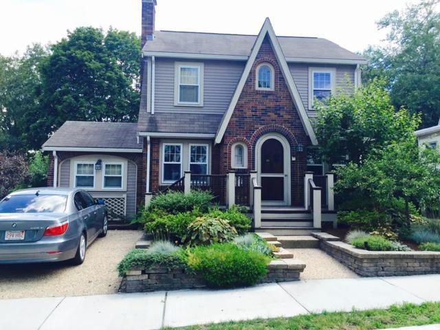 37 Lowell Ave., Watertown, MA 02472 (MLS #72201727) :: Vanguard Realty