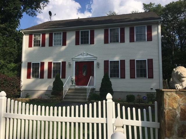 64 Johnson Dr, Randolph, MA 02368 (MLS #72201833) :: Ascend Realty Group