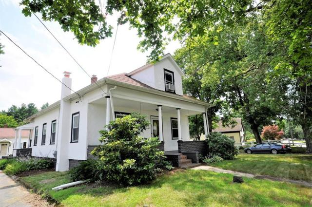 121 Belmont St, East Bridgewater, MA 02333 (MLS #72201841) :: Ascend Realty Group