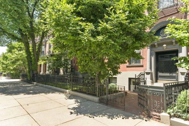 257 Commonwealth #1, Boston, MA 02116 (MLS #72202482) :: Vanguard Realty