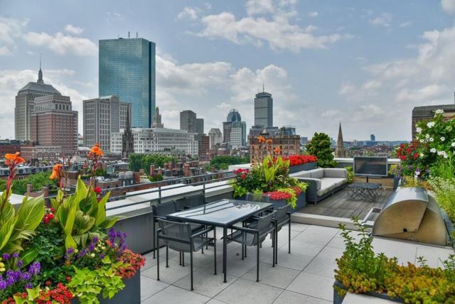 6 Arlington Street Ph, Boston, MA 02116 (MLS #72202908) :: Goodrich Residential