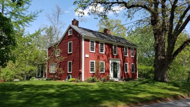 61 Davidson Rd., Boxborough, MA 01719 (MLS #72203379) :: The Home Negotiators