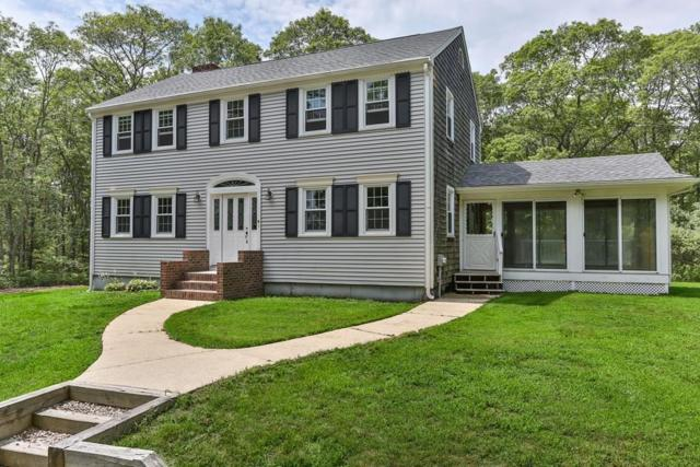 4 Pond Circle, Sandwich, MA 02644 (MLS #72203603) :: Charlesgate Realty Group