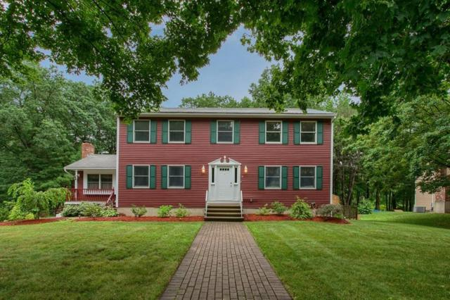 11 Patches Pond Lane, Wilmington, MA 01887 (MLS #72203768) :: Kadilak Realty Group at RE/MAX Leading Edge