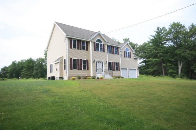 24 Pond View Drive, Clinton, MA 01510 (MLS #72205732) :: The Home Negotiators