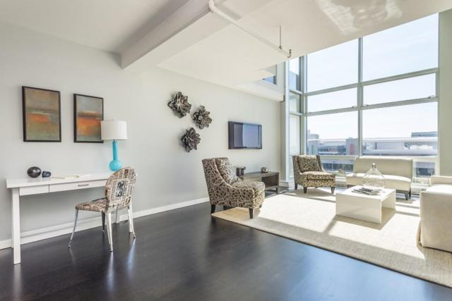 25 Channel Center St #602, Boston, MA 02210 (MLS #72206362) :: Ascend Realty Group