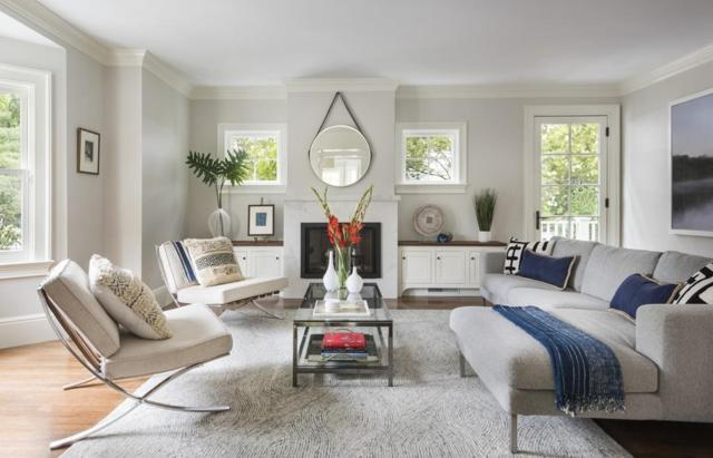 35 Willard Street, Cambridge, MA 02138 (MLS #72207302) :: Goodrich Residential