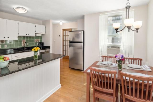 26 Sheafe St #1, Boston, MA 02113 (MLS #72207343) :: Goodrich Residential