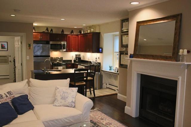 12 Washington Street #4, Boston, MA 02129 (MLS #72208005) :: Goodrich Residential