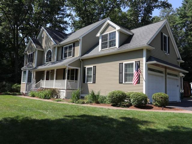 16 Robin Wood Lane, Stow, MA 01775 (MLS #72208006) :: The Home Negotiators