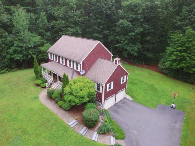 96 Flavell Rd, Groton, MA 01450 (MLS #72208076) :: Exit Realty