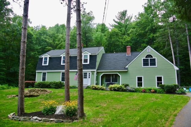 795 Martins Pond Rd, Groton, MA 01450 (MLS #72209317) :: Exit Realty
