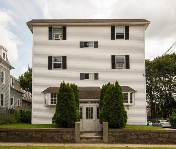 14 W Water St #2, Wakefield, MA 01880 (MLS #72211210) :: Kadilak Realty Group at RE/MAX Leading Edge
