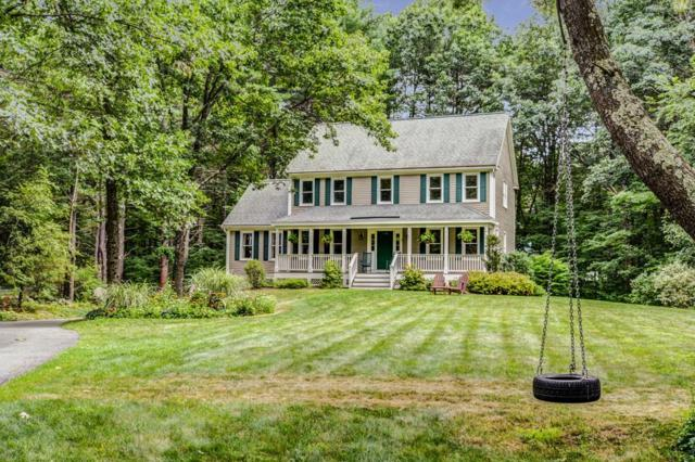 2 Adams Drive, Stow, MA 01775 (MLS #72211282) :: The Home Negotiators