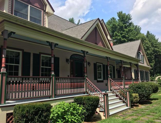 41 Brown Rd, Harvard, MA 01451 (MLS #72211384) :: The Home Negotiators