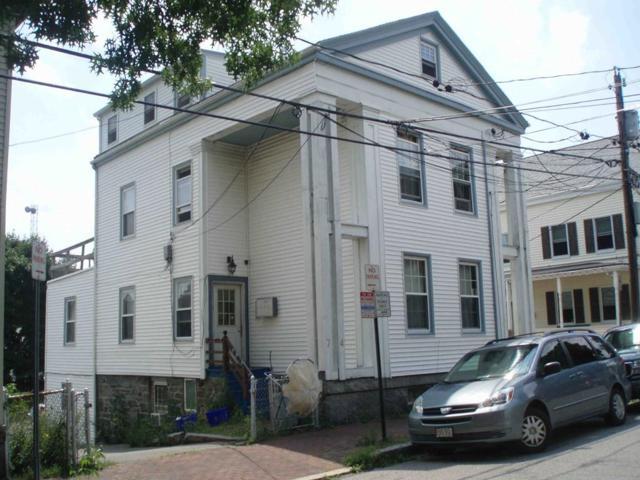 74 Thorndike St, Cambridge, MA 02141 (MLS #72211852) :: Goodrich Residential