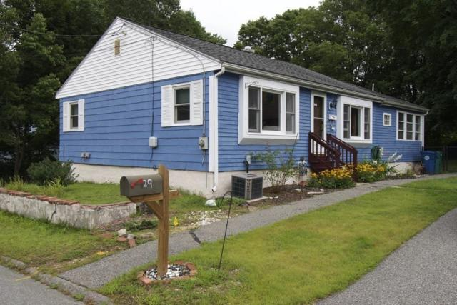 29 Pinedale Ave, Billerica, MA 01821 (MLS #72211949) :: Kadilak Realty Group at RE/MAX Leading Edge