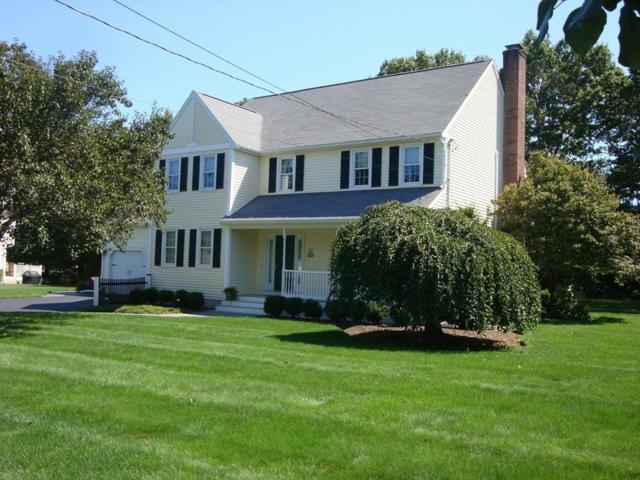 32 Sequoia Lane, North Attleboro, MA 02760 (MLS #72211967) :: Goodrich Residential