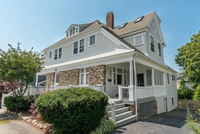 51 Lexington Ave, Gloucester, MA 01930 (MLS #72212010) :: Westcott Properties