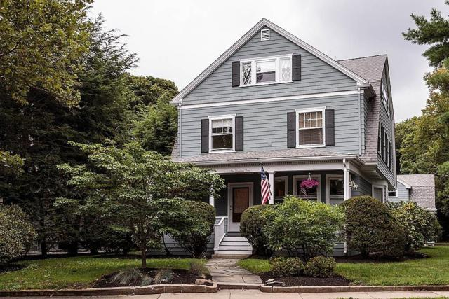 1 Woodside Rd, Winchester, MA 01890 (MLS #72212050) :: Kadilak Realty Group at RE/MAX Leading Edge