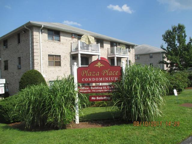 22 Kenmar Dr #209, Billerica, MA 01821 (MLS #72212351) :: Kadilak Realty Group at RE/MAX Leading Edge