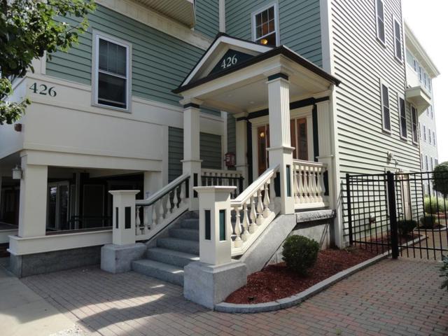 426 Main Street #108, Stoneham, MA 02180 (MLS #72212568) :: Kadilak Realty Group at RE/MAX Leading Edge